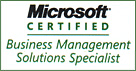Microsoft Certified Business Management Solution Specialist
